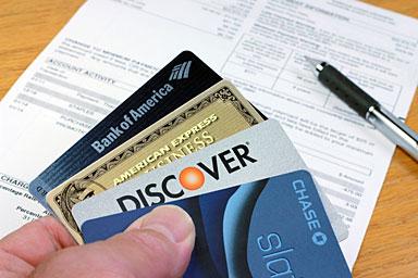 Open-end revolving credit